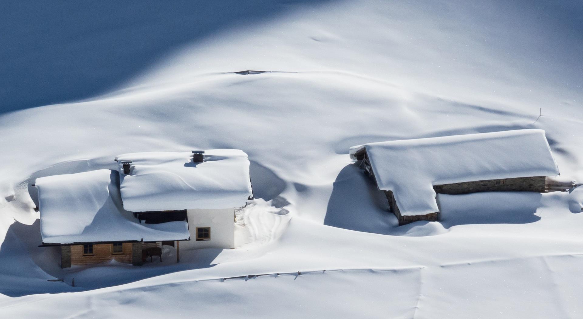 Unterkuenfte Skitourenkurs