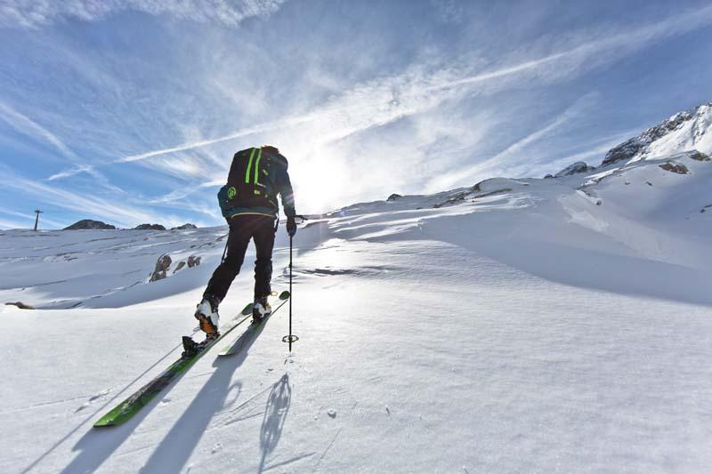 Kletterausrüstung Garmisch Leihen : Skitourenkurse mit bergführern der alpinschule garmisch